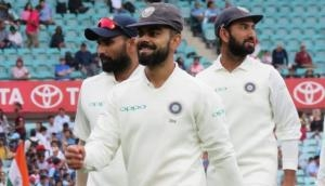 Ind vs Aus, Final Test: India throw follow-on to Australia, second inning score is 6/0 at tea