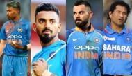 Hardik Pandya and KL Rahul feel Virat Kohli is a better batsman than Sachin Tendulkar