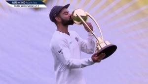 Ind vs Aus: Twitter applauds Virat Kohli and company for the historical win against Australia in their hometown