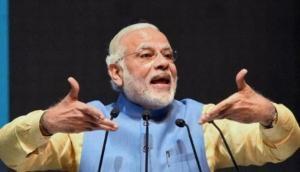 'सवर्ण जातियों को 10 फीसदी आरक्षण देना मोदी सरकार का 56 इंची फैसला'