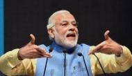PM Modi sees India as USD 10-trillion economy with countless startups