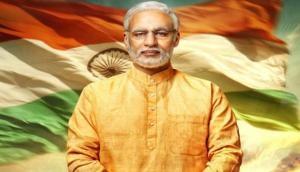 पीएम मोदी पर बन रही फिल्म का पहला पोस्टर हुआ आउट, कहा- 'देशभक्ति ही मेरी शक्ति है'