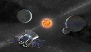 सौरमंडल के बाहर पृथ्वी से तीन गुना बड़े ग्रह की खोज, चमकीले तारे का लगा रहा है चक्कर