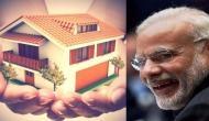मध्यमवर्गीय लोगों के लिए मोदी सरकार का बड़ा तोहफा, जल्द पूरा होगा अपने घर का सपना !