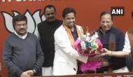 West Bengal: Big jolt to Mamata Banerjee! TMC MP Soumitra Khan joins BJP ahead of 2019 Lok Sabha Election