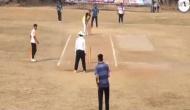 Video: 1 बॉल पर चाहिये थे 6 रन, बल्लेबाज़ ने बिना शॉट खेले ही टीम को दिला दी जीत