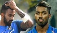 महिलाओं पर विवादित टिप्पणी को लेकर बुरे फंसे पांड्या और केएल राहुल, लग सकता है दो मैचों का बैन
