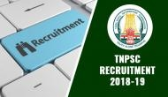 TNPSC Recruitment 2019: Check your Motor Vehicle Inspector posts results; here's how