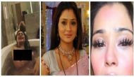 Shocking! Sara Khan tried to copy Kylie Jenner but her lip surgery went wrong and got brutally trolled instead; see pics