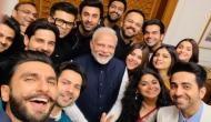 Ranveer Singh, Ranbir Kapoor, Alia Bhatt, Karan Johar, Sidharth Malhotra, and others met PM Modi to thank him for reducing GST
