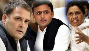 Congress to contest on all 80 seats in UP, 13 mega rallies planned by Rahul Gandhi; SP-BSP alliance to face hurdle