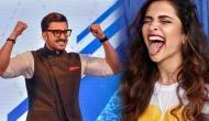 Here's how Deepika Padukone turned a 'cheerleader' and sang this hit song of Ranveer Singh's film; see video