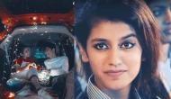 आंखों के इशारों के बाद प्रिया प्रकाश कर रही हैं रोमांस, सोशल मीडिया पर व्यूज की आई बाढ़