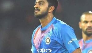 वनडे टीम में डेब्यू करने को तैयार विजय ने दिया बड़ा बयान, कहा- दबाव झेलने के लिए हूँ तैयार