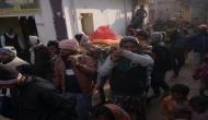 कुत्ते की मौत पर झलक पड़े गांव वालों के आंसू, अंतिम संस्कार में उमड़ी लोगों की भीड़