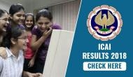 ICAI CA result 2018: ICAI releases CA IPCC, intermediate results Nov 2018 on icaiexam.icai.org; here's how to check your scores