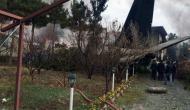 ईरान में कार्गो विमान दुर्घटनाग्रस्त, पायलट सहित 10 लोग थे प्लेन में सवार