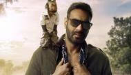 Ajay Devgn's first look from Total Dhamaal out; meet his new friend 'Crystal' in Anil Kapoor and Madhuri's film