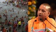 कुंभ मेला: अब गंगा नहीं रही मैली, स्वच्छ गंगाजल में श्रद्धालु लगा रहे हैं डुबकी, योगी सरकार की इस टेक्नोलॉजी का है कमाल