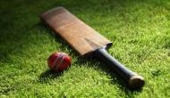 Former Ranji cricketer passes away on field while batting at the non-striker's end