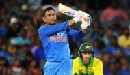 INDvsAUS: कोहली-धोनी के करिश्मे से टीम इंडिया ने ऑस्ट्रेलिया को धोया, सिरीज 1-1 से बराबर