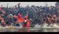 कुंभ मेला 2019: मौनी अमावस्या पर दूसरा शाही स्नान आज, डिप्टी सीएम मौर्य ने भी लगाई संगम में डुबकी