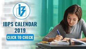 IBPS 2019 Calendar Released: Check out the examination dates for various posts that will be held this year