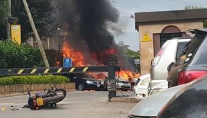 केन्या की राजधानी नैरोबी के होटल में आतंकी हमला, 14 लोगों की मौत, कई घायल
