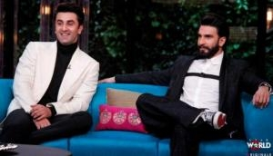 Ranveer Singh was asked to give relationship advice to Ranbir Kapoor; here's what Gully Boy actor said