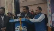 Watch: BSP leader makes controversial statement; says, BJP waalon ko dauda dauda kar maarenge,' video goes viral
