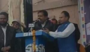 Ex-BSP lawmaker Vijay Yadav booked for 'beheading' remark on BJP's MLA Sadhna Singh