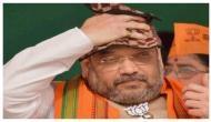 Video: अपनी ही पोती को BJP की टोपी नहीं पहना पाए अमित शाह !