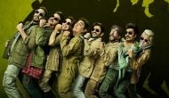 Total Dhamaal first poster out; leads Ajay Devgn, Anil Kapoor, Madhuri Dixit, are back with the old team