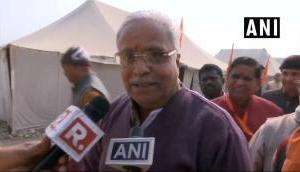 Ram-Mandir in Ayodhya: Politics take a saffron turn as RSS man Bhhaiyaji claims, 'Ram Mandir to come up by 2025,' Prakash Raj takes a dig