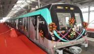 25 जनवरी से शुरू होगी नोएडा-ग्रेटर नोएडा एक्वा लाइन मेट्रो, सीएम योगी दिखाएंगे हरी झंडी