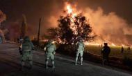 मेक्सिको में तेल की पाइपलाइन में लगी भीषण आग, 20 लोगों की मौत 71 से ज्यादा घायल