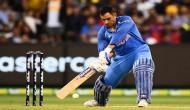 MS Dhoni is aiming to break Sachin Tendulkar's record in New Zealand
