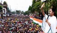 WB: CM Mamata Banrejee holds Martyr's Day mega rally in Dharamtala, slams BJP