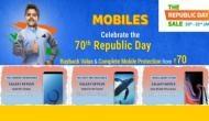 Flipkart रिपब्लिक डे सेल आज से, स्मार्टफोन और अन्य सामानों पर 80% तक का बंपर डिस्काउंट