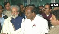 कर्नाटक में कांग्रेसी विधायकों के बीच जमकर हुई मारपीट, एक MLA हॉस्पिटल में भर्ती: रिपोर्ट