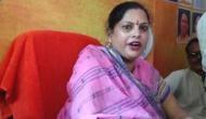 BJP की महिला विधायक के बिगड़े बोल, मायावती को लेकर की आपत्तिजनक टिप्पणी, देखें वीडियो