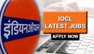 IOCL Recruitment 2019: Fresh vacancies for 18-years-old govt job aspirants; apply before this month ends