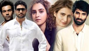 Confirmed! Abhishek, Rajkummar, Fatima, Aditya Roy Kapur, Sanya and Pankaj Tripathi to star in Anurag Basu's next Action comedy flick
