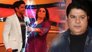 Cousins Farhan Akhtar and Farah Khan are in rift and the reason is Sajid Khan?