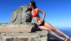 Shocking! 36-year-old woman who climbed mountains in Bikini freezes to death after fall; says friend on call 'unable to move'
