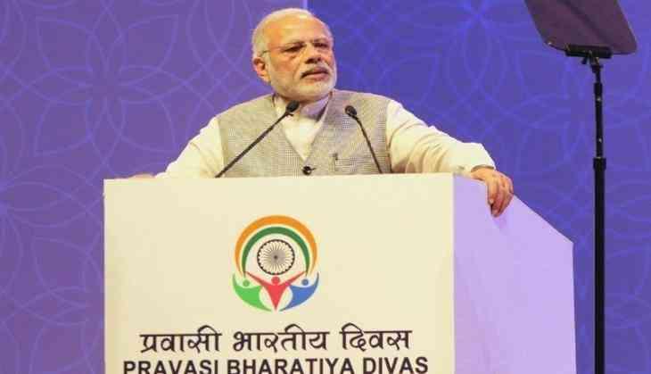 Pravasi Bharatiya Diwas: PM Modi mentions Rajiv Gandhi to attack Congress' corruption, calls NRIs brand ambassador of India