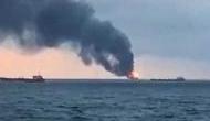 रूस: जहाज में आग लगने से 6 भारतीयों की मौत, 6 अब तक लापता