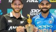 INDvsNZ: न्यूजीलैंड ने टॉस जीत चुनी बल्लेबाजी, कोहली ने अच्छे प्रदर्शन के बाद भी इस खिलाड़ी को किया बाहर