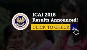 ICAI 2018 Results Announced! Finally! Check your results of CA Foundation, CA CPT; know where and how