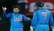 कुलदीप यादव ने रचा इतिहास, बने सबसे तेज 100 विकेट लेने वाले भारतीय स्पिन गेंदबाज